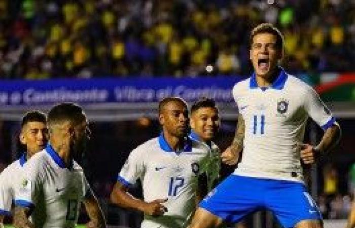 البرازيل تفتتح مشوارها في كوبا أميركا بثلاثية في مرمى بوليفيا