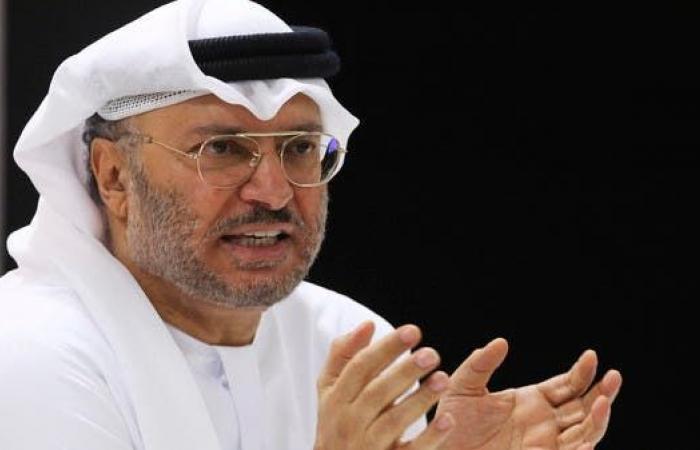 الخليح | قرقاش يثني على دعوة محمد بن سلمان للإنجاز رغم الظروف الحساسة