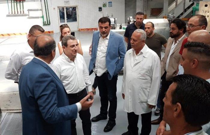 أبو فاعور: على المجلس النيابي مراجعة الاتفاقيات المجحفة بحق الصناعة