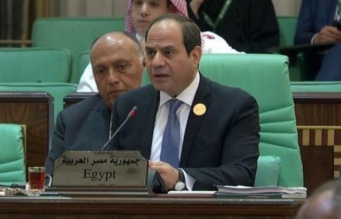 مصر | السيسي يبدأ اليوم جولة أوروبية تشمل بيلاروسيا ورومانيا