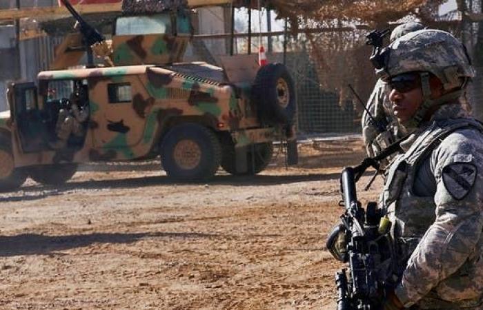 العراق | العراق.. سقوط صواريخ على معسكر فيه قوات أميركية