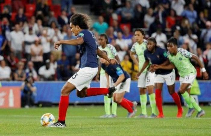 فرنسا والنرويج الى الدور الثاني من مونديال السيدات