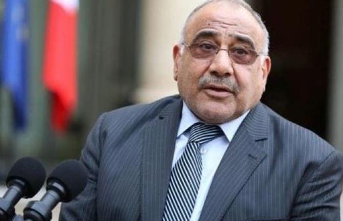 العراق | عبدالمهدي: منع عمل أي قوة عراقية أو أجنبية خارج إطار الجيش