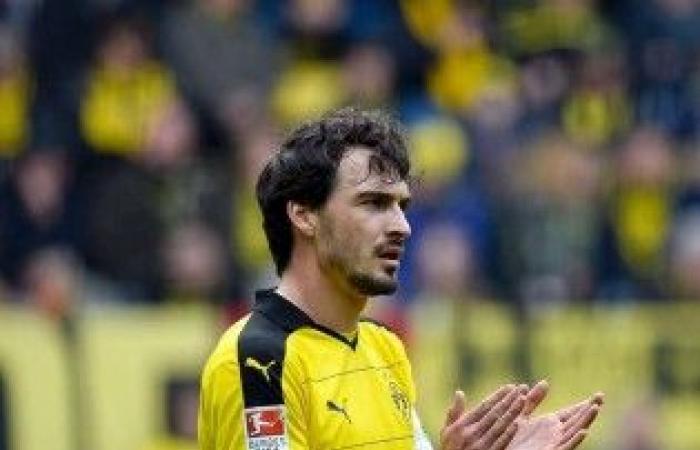 دورتموند يستعيد هاملز من بايرن ميونيخ بعد 3 سنوات
