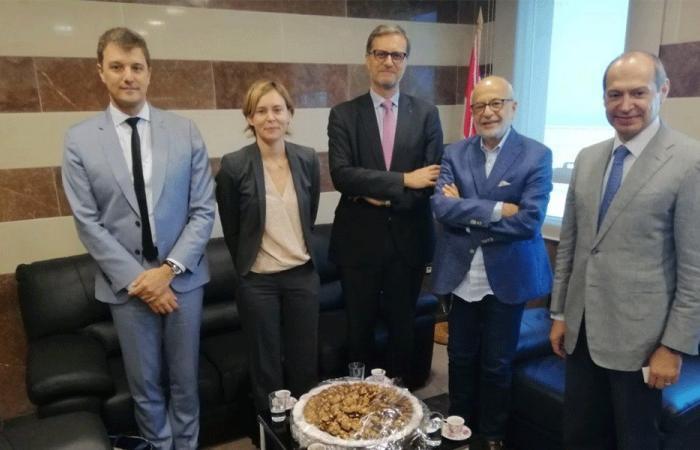 شهيب تابع مع الوكالة الفرنسية للتعليم في الخارج مشاريع التعاون