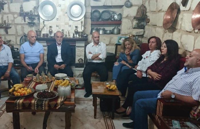 رئيس بلدية بعلبك: لترك المناكفات والتعاون لمصلحة المدينة