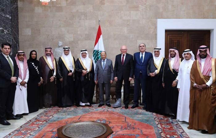 """السعودية ترحب بالدور اللبناني في """"رؤية 2030 المستقبلية"""""""