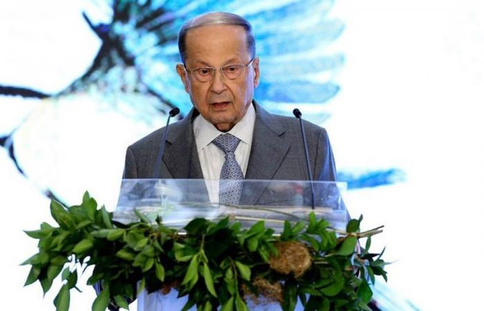 عون يُشيد بالعلاقات الأخوية بين لبنان والسعودية