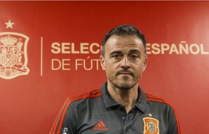 إنريكي يفسر استقالته من تدريب منتخب إسبانيا