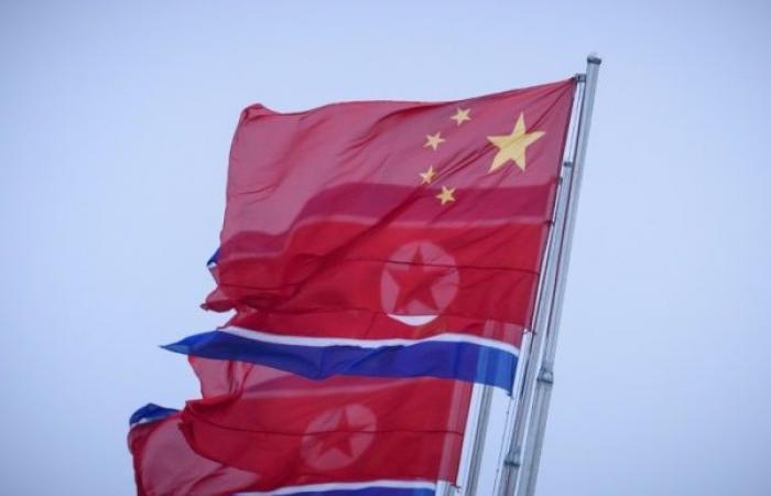 استقبال حار للرئيس الصيني في كوريا الشمالية