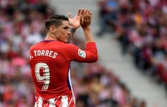 فرناندو توريس يعتزل كرة القدم نهائياً