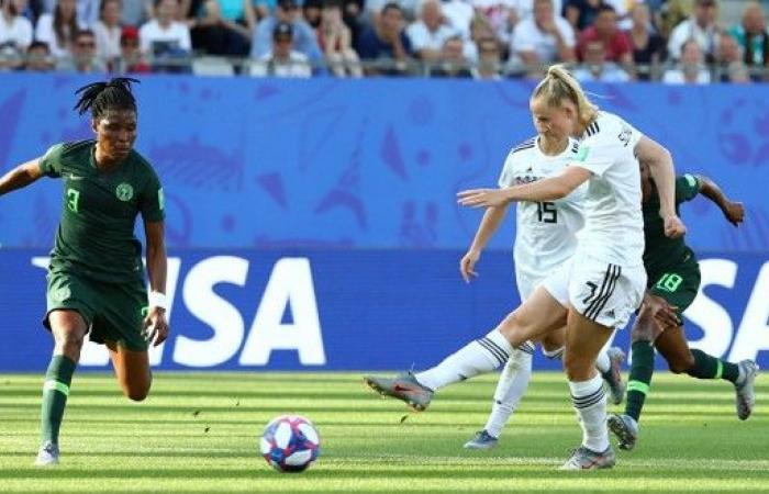 ألمانيا تبلغ ربع نهائي كأس العالم للسيدات
