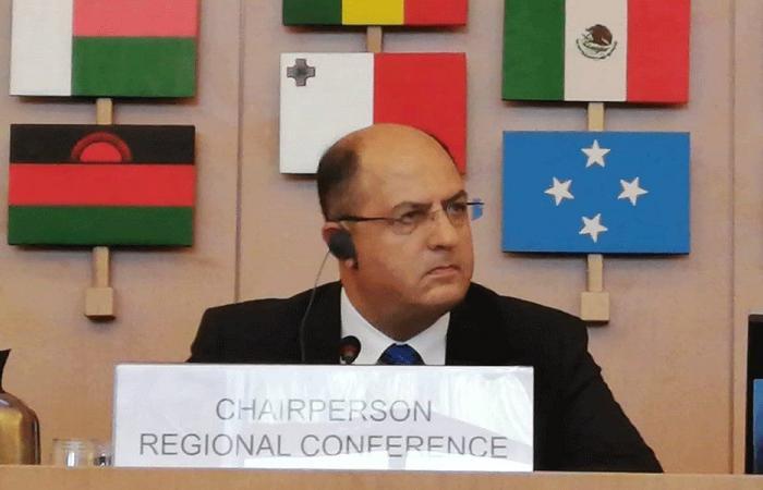 اللقيس شارك في مؤتمر منظمة الأغذية والزراعة في روما