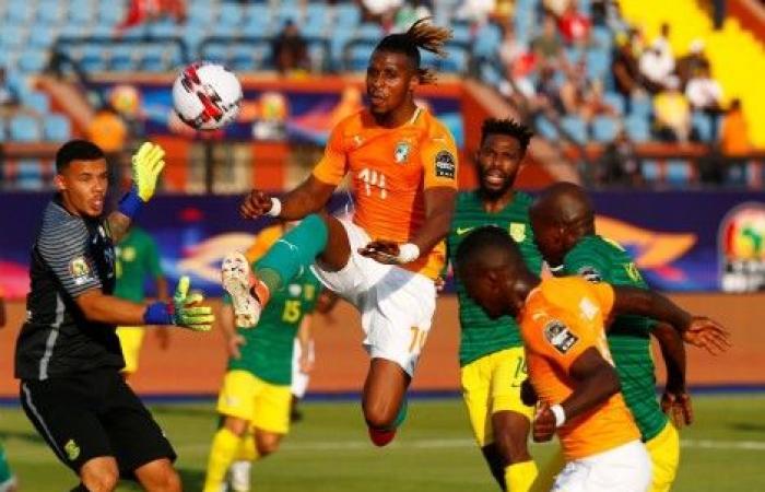 كأس الأمم الإفريقية: ساحل العاج تهزم جنوب أفريقيا بصعوبة