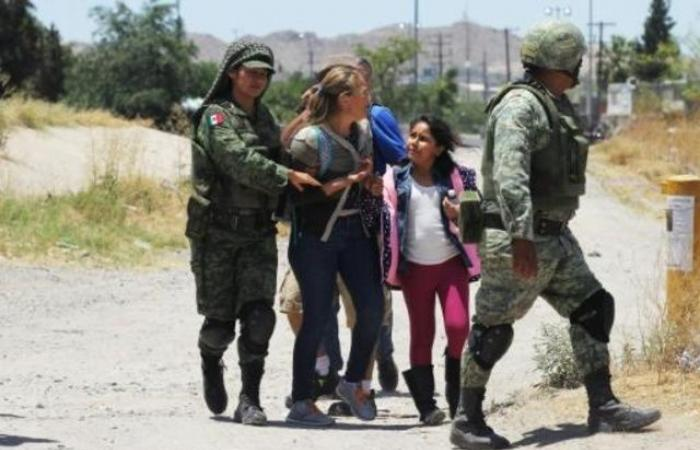 المكسيك تنشر 15 الفا من قواتها على الحدود مع الولايات المتحدة