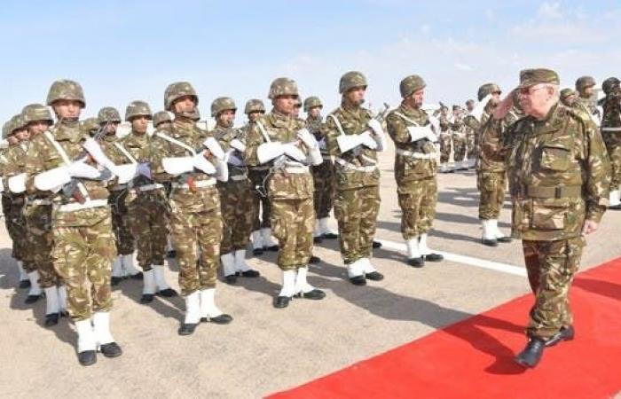 الجزائر.. زيارة ميدانية جديدة لقائد الجيش غدا الأربعاء