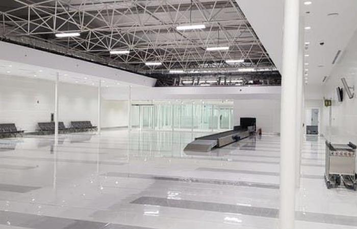 الخليح | بالصور.. افتتاح مطار خليج نيوم شمال السعودية