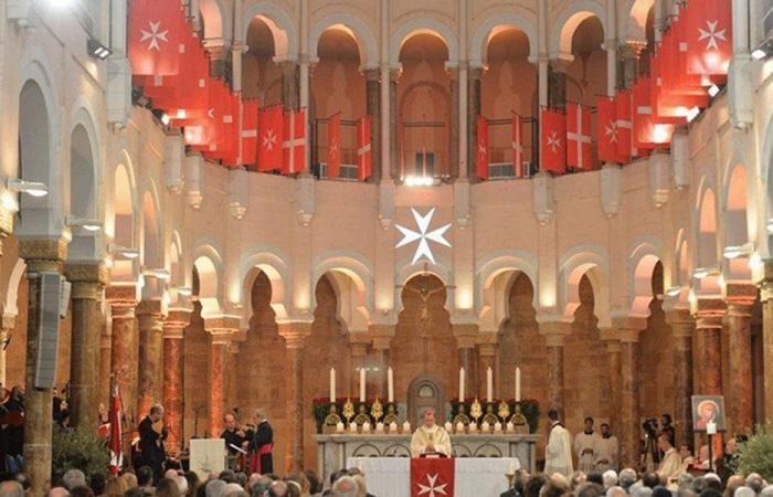 بالصور: قدّاس إلهي جامع لكل الطوائف في بيروت
