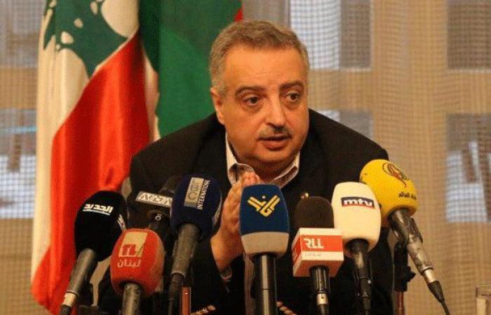 ارسلان: مشكلة النازحين ليست في سوريا بل في لبنان