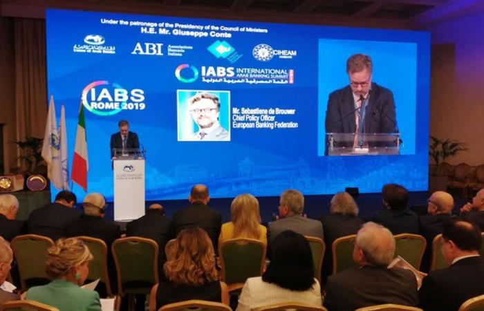 لبنان يشارك بالقمة المصرفية العربية الدولية في روما