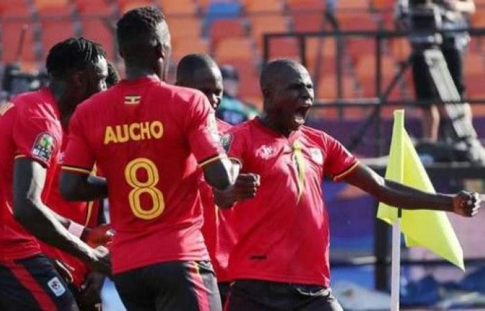 زيمبابوي تفرض التعادل على أوغندا في أمم أفريقيا