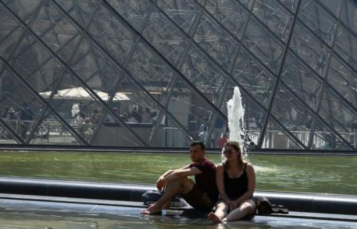 موجة الحر في أوروبا تسبب تلوثاً وحرائق ومخاطر صحية