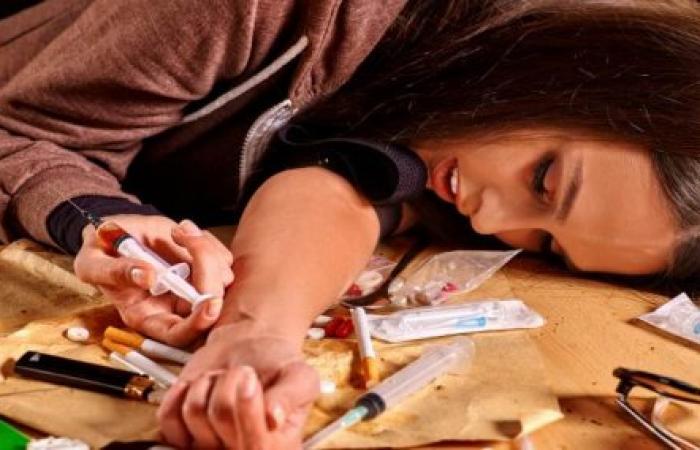 النساء في لبنان أكثر استخداماً للمخدرات من الذكور!