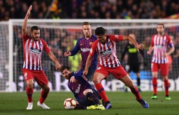 أتلتيكو مدريد يعلن انتقال رودريغو إلى مانشستر سيتي