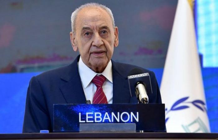 بري: خصوصية الجبل من خصوصية تاريخ لبنان السياسي