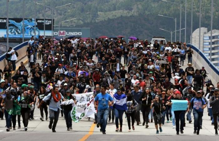 العفو الدولية تدين مقتل ستة متظاهرين بسبب الاستخدام المفرط للقوة في هندوراس