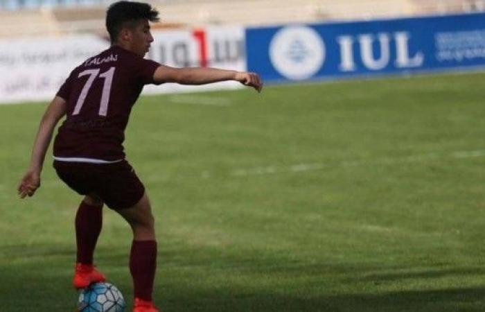 نادي النجمة يمنح يوسف الحاج استغنائه ليصبح لاعباً حراً