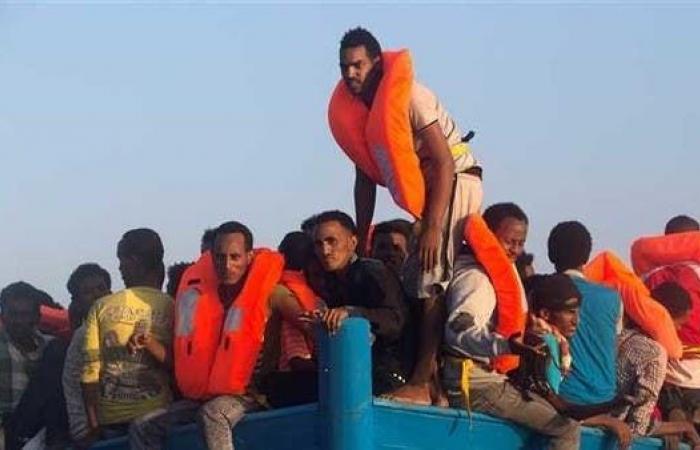 """السفينة """"ألان كردي"""" تنقذ 44 مهاجرا قبالة سواحل ليبيا"""