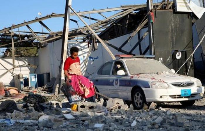طرابلس.. إخلاء تدريجي لمركز تاجوراء من المهاجرين