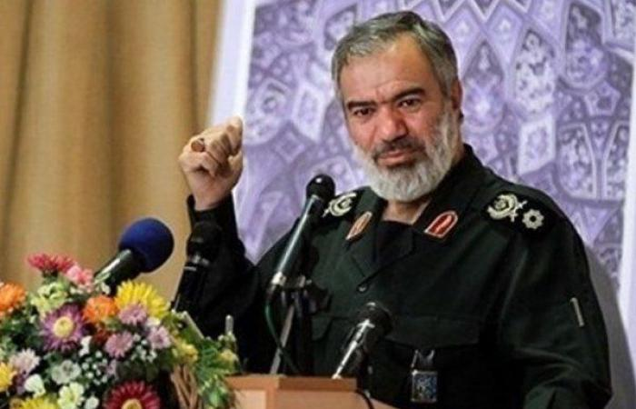 الحرس الثوري الايراني: واشنطن ولندن ستندمان!