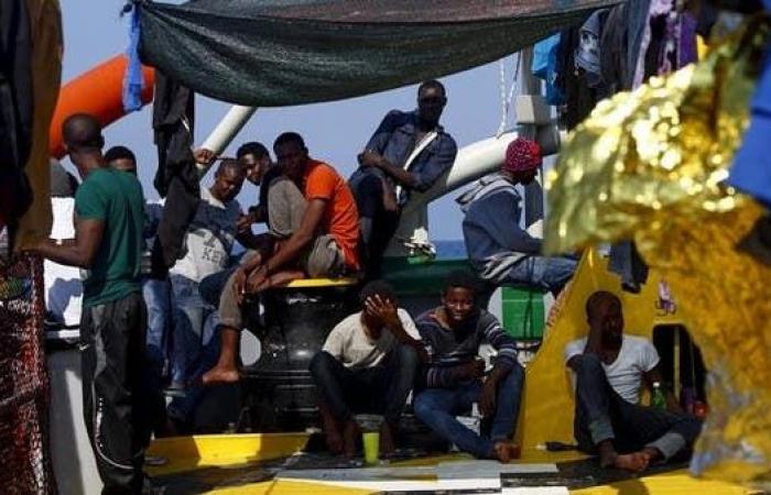 ضبط 90 مهاجراً أفريقياً قبالة سواحل تونس