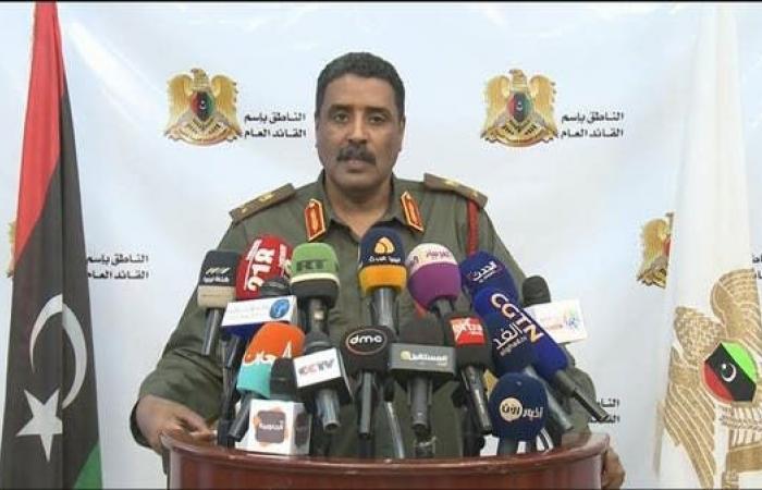 """المسماري: السراج دفع أموالاً """"لخونة"""" في بنغازي"""