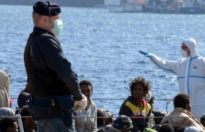 الأمم المتحدة تدعو الى عدم معاقبة سفن المهاجرين في المتوسط