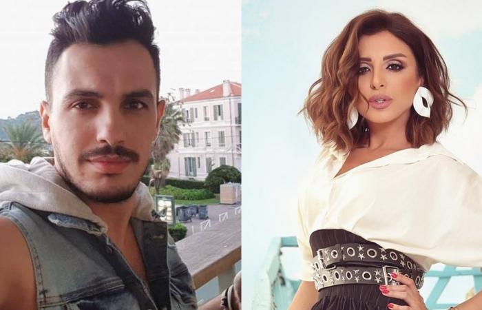 أحمد إبراهيم وأنغام معًا في السعودية.. هل قصدا الرد على أنباء خلافاتهما؟