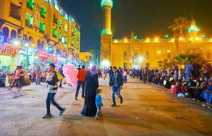 مصر | توقعات بوصول عدد سكان مصر 153 مليوناً.. في هذا العام!