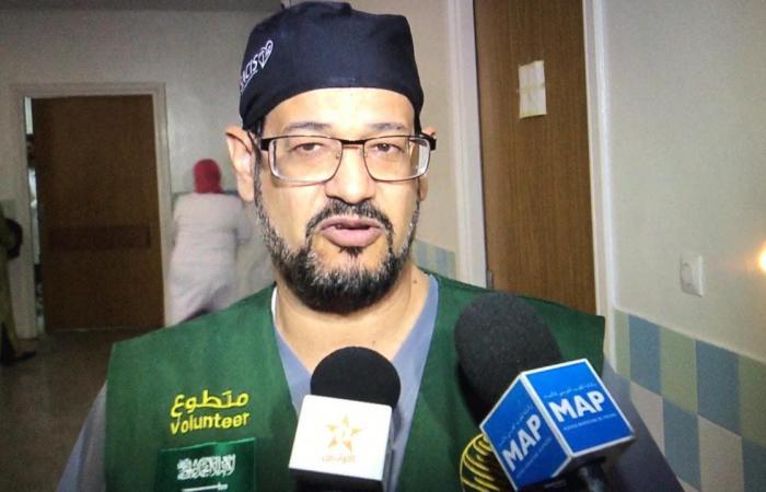 المغرب.. حملة سعودية مجانية لجراحة القلب للأطفال