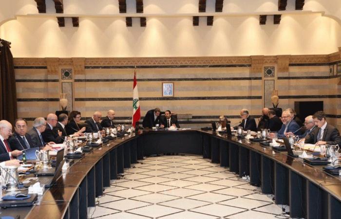 هل تعقد جلسة الحكومة قبل جلسات مناقشة الموازنة الأسبوع المقبل؟