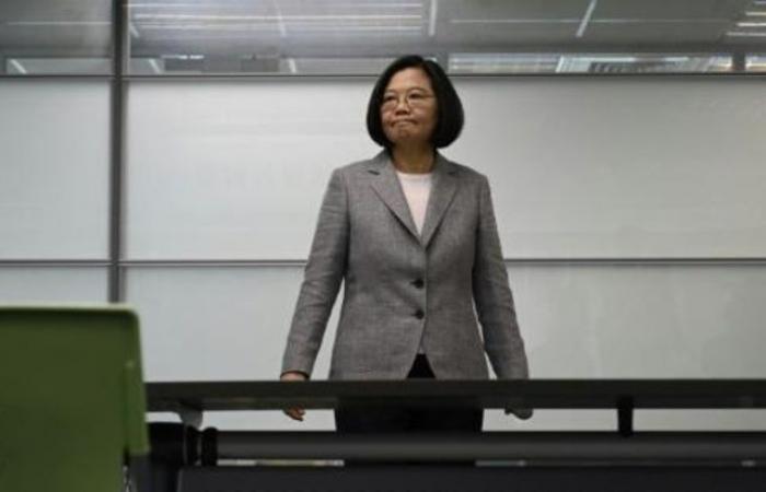 صدامات بين أنصار ومعارضي رئيسة تايوان خلال زيارتها للولايات المتحدة