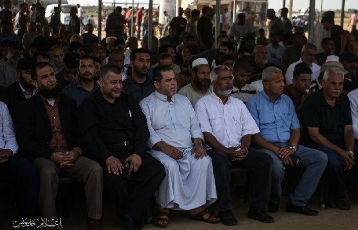 فلسطين | البردويل: الوفد المصري يريد التنفيس عن قطاع غزة