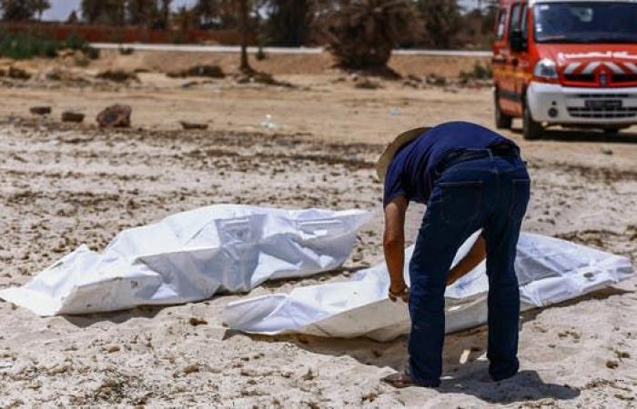 تونس.. مخاوف من ارتفاع قتلى قارب المهاجرين إلى 80 قتيلا