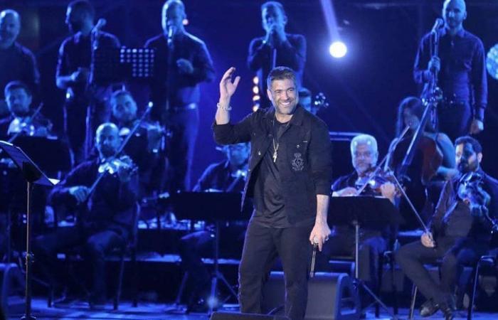 """وائل يفتتح """"أعياد بيروت"""": كل هذا الحبّ!"""