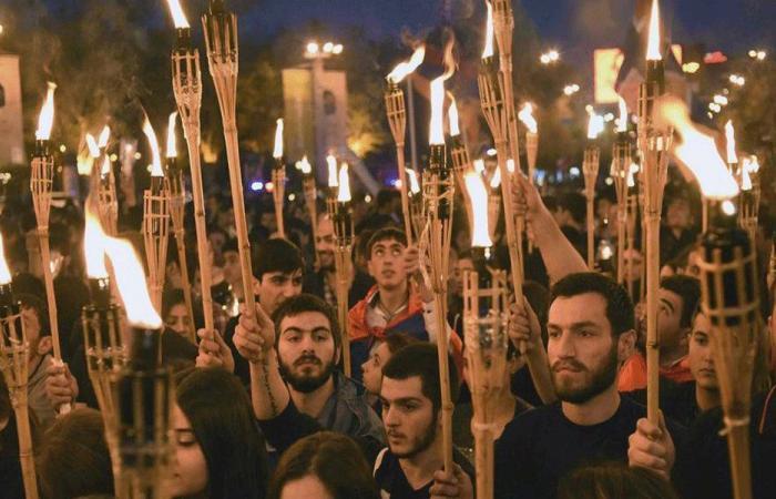 """لا تجوز مقارنة """"النازحين"""" الأرمن بنازحين آخرين"""
