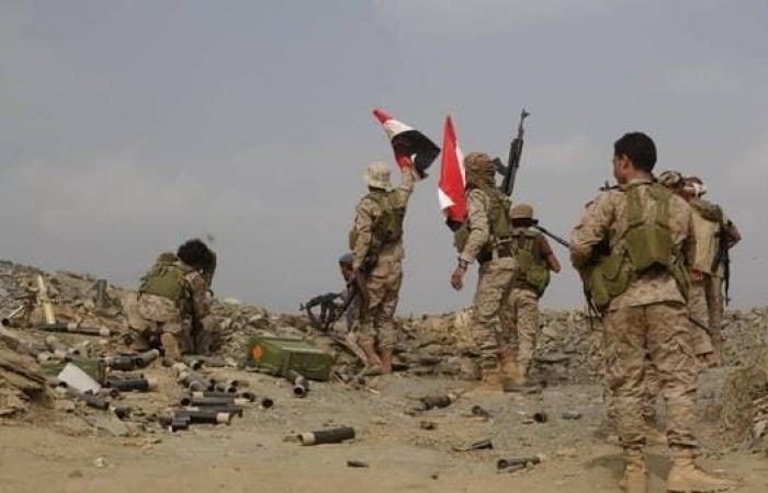 اليمن | الجيش اليمني ينتزع مواقع جديدة من قبضة الحوثيين بالجوف
