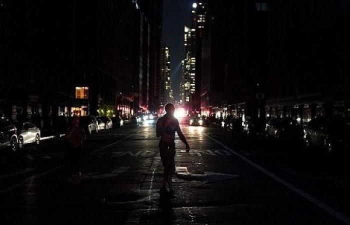 انقطاع كهربائي واسع النطاق في نيويورك
