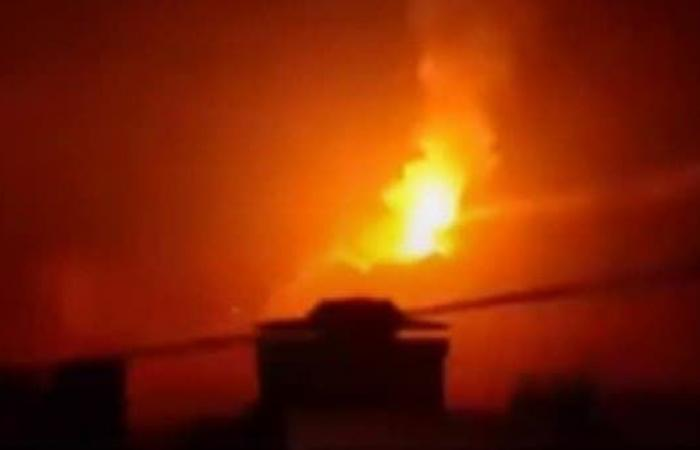 الجيش الليبي يدمّر مخازن أسلحة لقوات الوفاق في غريان