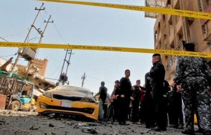العراق   5 قتلى بانفجار مزدوج استهدف حسينية جنوب بغداد